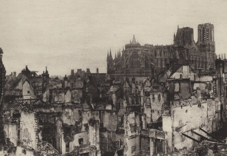 Reims-LaCattedrale-1916